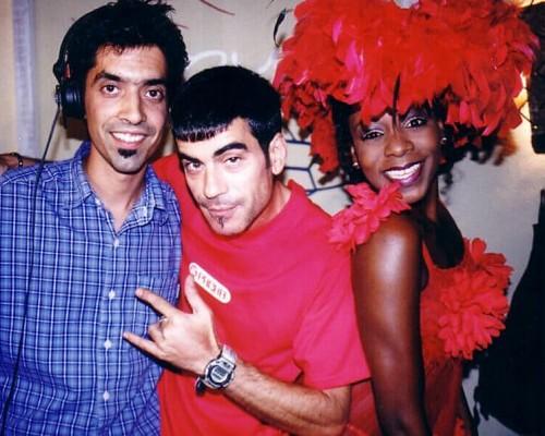 Arian & Dj Pippi & Gramma Funk