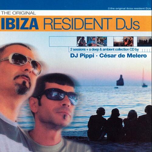 DJ Pippi & Cesar de Melero Ibiza Residents