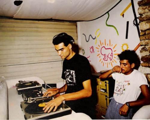 Dj Pippi & Cesar @ Pacha 1985