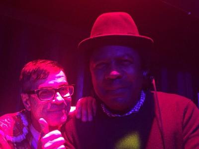 Dj Pippi & Norman Jay