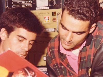 Dj Pippi Cesar De Melero @ Pacha Ibiza 80's