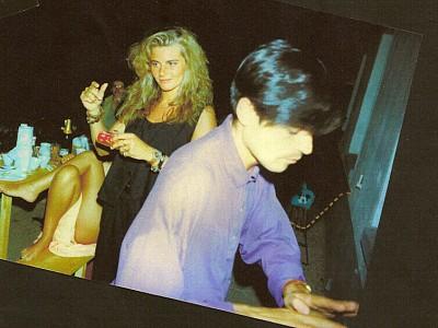 Dj Pippi Ku Ibiza 80's