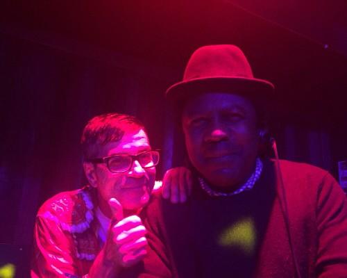Dj Pippi Norman Jay at Glitterbox London 2015