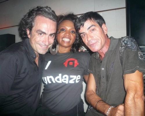 Gian Sorcinelli & DJ Pippi @ Junction 2008