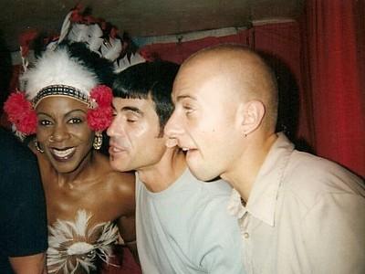 Gramma Funk & Dj Pippi & Danny Rampling @ Pacha Ibiza