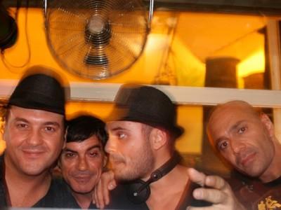 Kiko Navarro & Dj Pippi & Willie Graff & Pierre Ravan