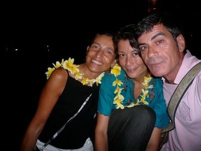 Paola Pattaccini & Sri Vife & Dj Pippi Bali 2003