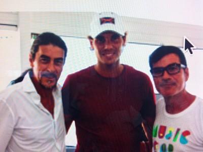 Rocco & Rafa Nadal & Dj Pippi